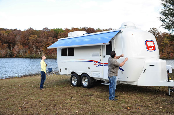 Travel Trailer Options and Upgrades 20