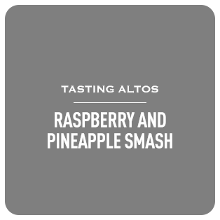 Raspberry Pineapple Smash Recipe