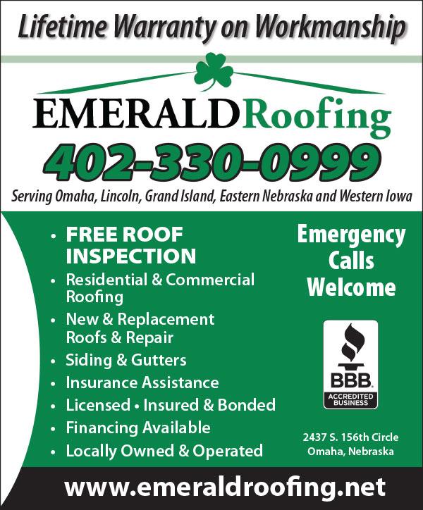 Phone. (402) 330 0999. Roofing Contractors Serving Omaha, NE