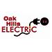 Website for Oak Hills Electric, Inc.
