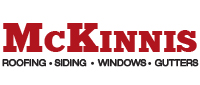 Website for McKinnis Roofing & Sheet Metal, Inc.