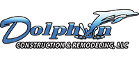 Website for Dolphin Construction & Remodeling, LLC