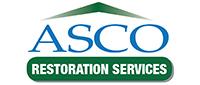 Website for ASCO Restoration Services