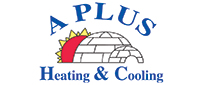 Website for A Plus Heating & Cooling