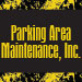 Website for Parking Area Maintenance, Inc.