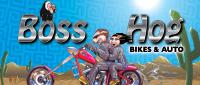 Website for Boss Hog Bikes & Auto
