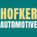 Website for Hofker Automotive, Inc.