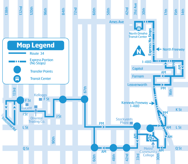 Metro-route-map-34