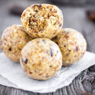 Tahini Protein Balls