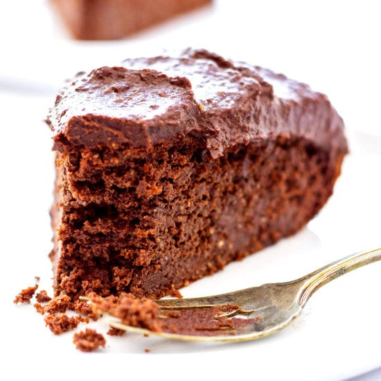 Chocolate Chia Cake