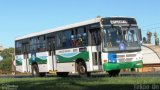 �nibus Via��o Capital do Oeste 6285, Marcopolo Torino 1999, Mercedes-Benz OF-1722M, foto em Cascavel - PR. Por Felipe  Dn.