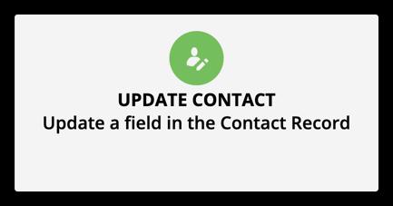 Update Contact element