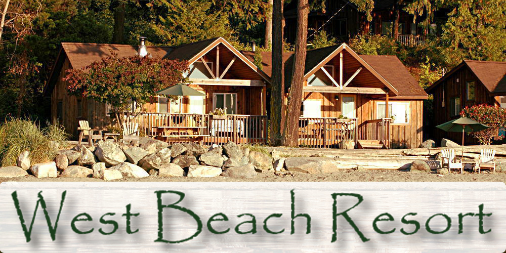Orcas Island Lodging establishment West Beach Resort