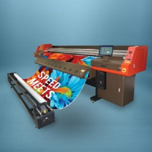 Wit Color Solvent Printer Machine