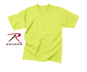 Camouflage and Solid Color T-shirts | GREEN T-SHIRT