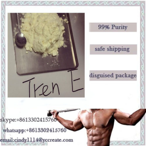 BodyBuilding steroid powder Trenbolone Enanthate with safe delivery