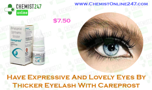 Use Careprost Eye Drops For Longer Eyelashes