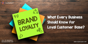Brand Loyalty Program