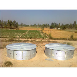 Commercial Water Storage Tank