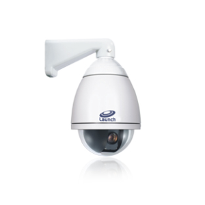 IP high speed dome surveillance, security camera