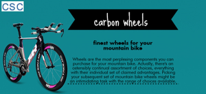 Pedal through the Challenging Roads with Carbon Products