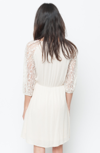 lace dresses with sleeves