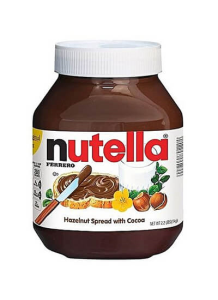 Nutella Chocolate - AFFBV