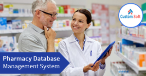 Pharmacy Database Management System by CustomSoft