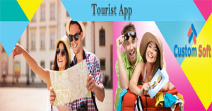Customized Tourist app by CustomSoft