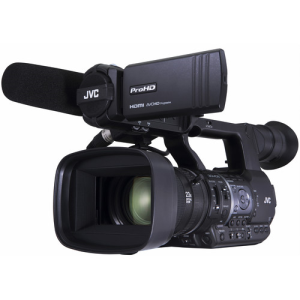JVC GY-HM660 ProHD Mobile News Streaming Camera (IndoElectronic)