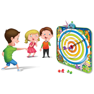 Dart Board Playmat