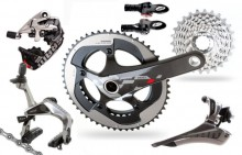SRAM Red Plus Tri TT Groupset