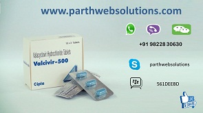 Valtrex Tablets, Valcivir (Valacyclovir HCL Tablet
