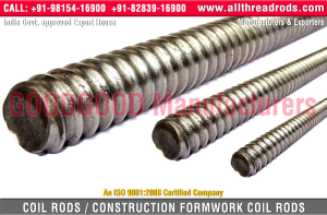 Coil Rods and Coil Bars