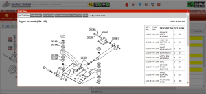 Spare Part Identification Integration software