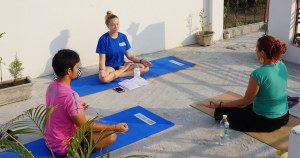 200-hour Yoga Teacher Training in Rishikesh India
