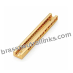 1 Meter Length Brass Neutral Bars