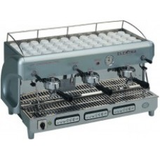 Elektra Modern Maxi Series 3 Group Pearl Silver Full Automatic