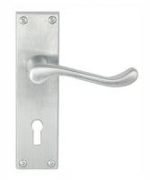 Contemporary Handles on Plate
