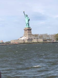 See Lady Liberty (Go to our Itinerary)