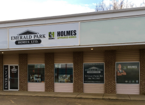 Emerald Park Homes Office