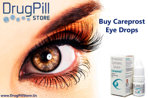 Pretty Eyelashes Is Possible With Careprost - Bimatoprost