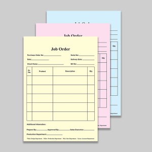 NCR Form Printing Pakistan | Cheap Carbonless Invoice Pad Book Online