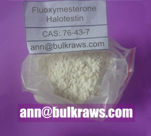 Fluoxymesterone Powder Halotestin Powder ann@bulkraws.com