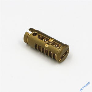 Brass Door Lock Core CNC Machining