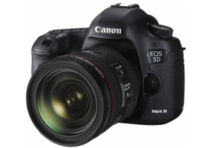 Canon EOS 5D Mark III With EF 24-70mm f/4 L IS USM Lens Kit (IndoElectronic)