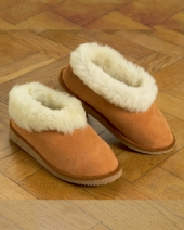 Sheepskin Slipper Boot 2OZ BG
