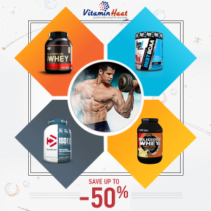 BPI Sports Whey-HD Ultra Premium, 4.1 lb- Flat 25 % off. Hurry up! At best price from Vitaminhaat