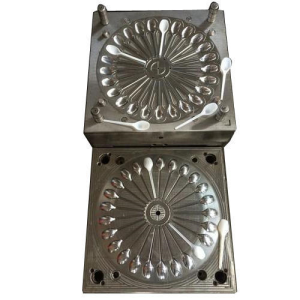 Disposable spoon mould