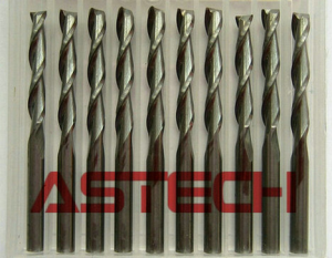 Carbide Spiral End Milling Cutters